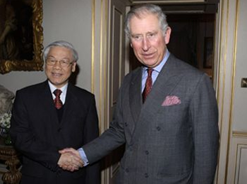 Party General Secretary affirms importance of UK relationship